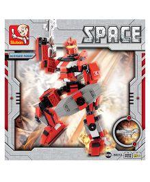 Sluban Lego Hephaestus Construction Sets - Red