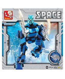 Sluban Lego Poseidon Set - Blue