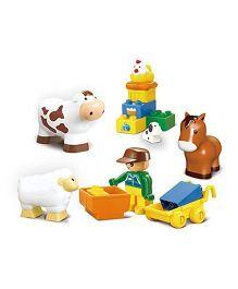 Sluban Lego Happy Farm Brick Toy