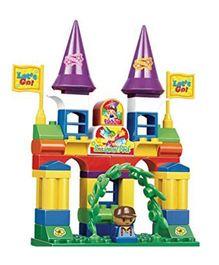 Sluban Lego Amusement Park Learning Toy