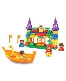 Sluban Lego Amusement Park Building Toy Set