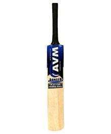 AVM Ranger Kashmir Willow Cricket Bat Size - 5