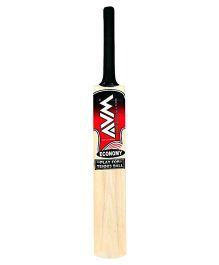 AVM Economy Tennis Poplar Willow Cricket Bat Size - 4