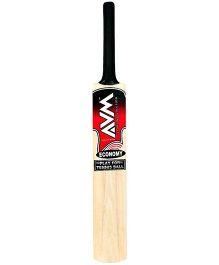 AVM Economy Tennis Poplar Willow Cricket Bat Size - 6