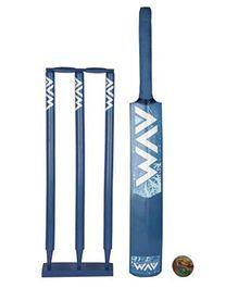 AVM Blue Cricket Kit - 3