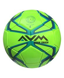 AVM Neon Smash Football - Size 5