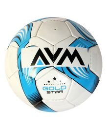 AVM Gold Star Football Size 5