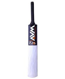 AVM Splash Willow Cricket Bat - White