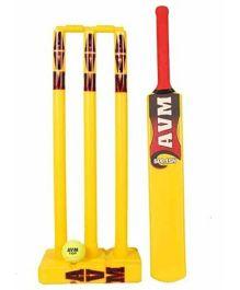 AVM Splash Plastic Cricket Kit Size - 5