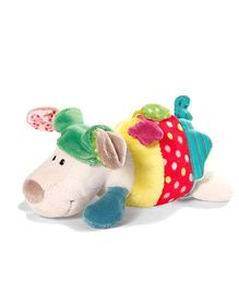 Nici Fino Puppy Soft Toy - Multicolour