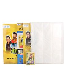 Topps IPL CA 2016 Deluxe game Multi color - Pack of