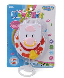 Smiles Creation Baby Box Pull String Musical Toy - Multicolor