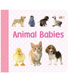 Animal Babies Book - English