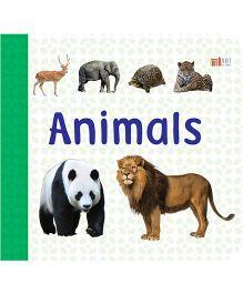 Animals Book - English