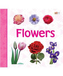 Flowers Book - English
