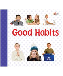 Good Habits Book - English