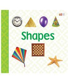 Shapes Book - English
