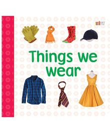 Things We Wear Book - English