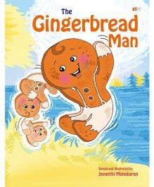 The gingerbread Man - English