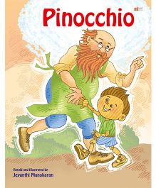 Pinocchio Story Book - English