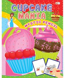 Cupcake Mania Drawing Book - English