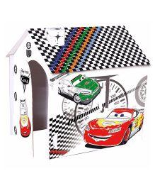 John Tent Color Me Playhouse Cars Theme - Multicolor