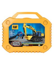Cat Apprentice Multi Machines - Multicolor