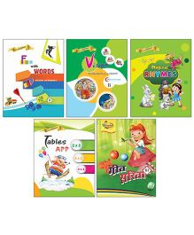 Bansal publishers Crunchy Pack Part C - Hindi & English