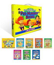 Dreamland Publications My Complete Kit of Pre-Nursery Books- Set of 8 Books