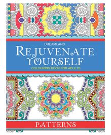 Dreamland Publication Rejuvenate Yourself Patterns - English