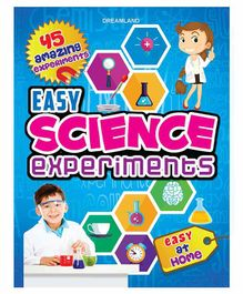 Dreamland Publishers Easy Science Experiments - English