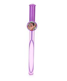 Sunny Bubble Fun Stick - Purple