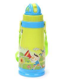 Jayco Water Bottle Cool Wonder Green - 400 ml