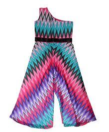Kids Chakra Aztec Print Jumper - Pink