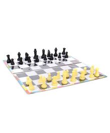 Toyenjoy Chess And Ludo - Multicolor