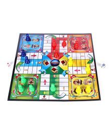 Toyenjoy Magnetic Chess And Ludo Deluxe - Multicolor