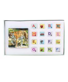 Toyenjoy Tiger Block - Multicolor
