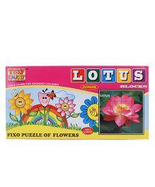 Toyenjoy Lotus Block - Multicolor