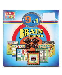 Toyenjoy 9 in 1 Brain Trainer - Multicolor