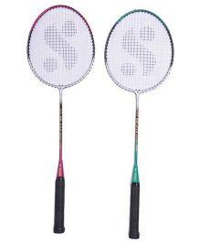 Silver's Sb-414 Badminton Racquet - Set of 2