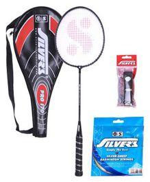 Silver's Pro-170 Badminton Combo - Multi Color
