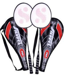 Silver's Pro-170 Badminton Kit - Pack of 2