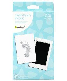 Pearhead Clean Touch Print Pad - White