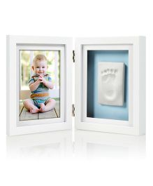Pearhead Babyprints Desk Frame - White