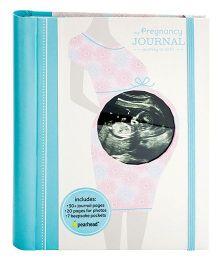 Pearhead Pregnancy Journal Multicolored - English