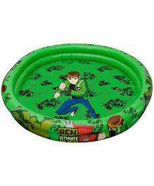 Ben 10 Max 2 Ring Pool - Green