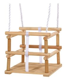 Disney Outdoor Swing For Baby - Beige And White