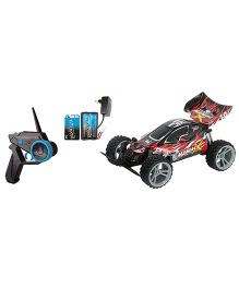 Dickie Remote Control Pro Speed Maniac X Ready To Run Sports Car Toy - Red And Black