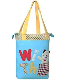 Kids Bag - Cat Print