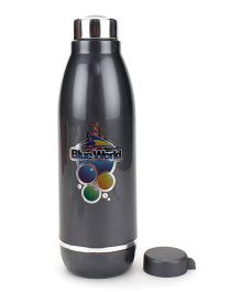 Jayco Blue World Insulated Water Bottle Grey - 600 ml
